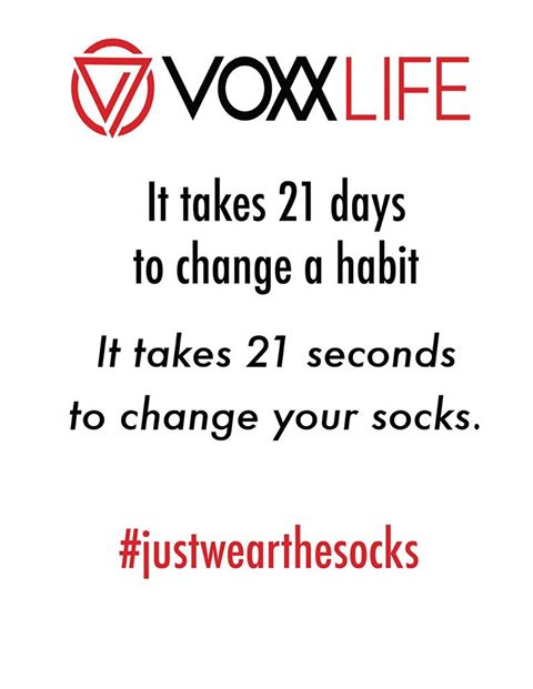 Socks Work!