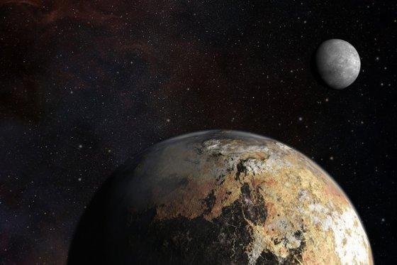 Datos interesantes sobre el viaje a Plutón