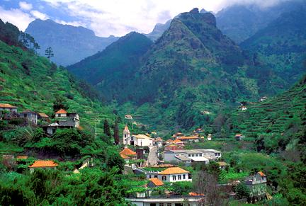 how to get to madeira portugal