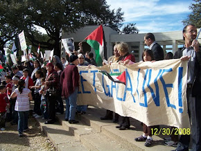 Standing up for Gaza