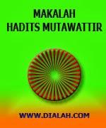 Download Makalah Hadits Mutawatir
