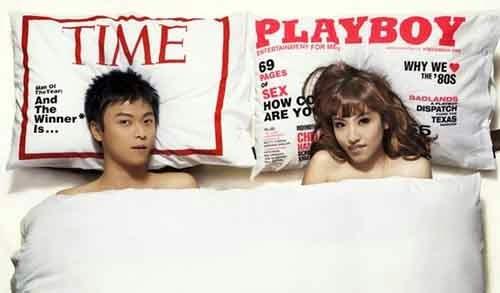 Creative Magazine Cover Pillowcases