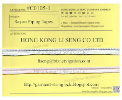 Rayon Piping Tapes Manufacturer And Supplier - Hong Kong Li Seng Co Ltd
