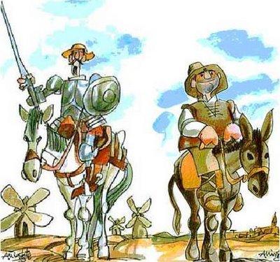 """Conociendo a los personajes de """"Don Quijote de la Mancha"""""""