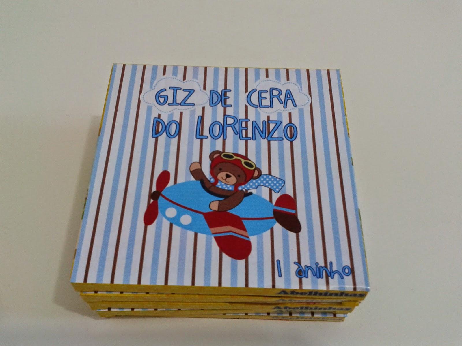 Página do caderno de colorir (cada página é diferente, no mesmo