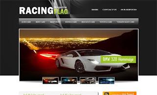 Racing Flag WordPress Theme