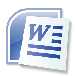 Логотип Microsoft Office Word