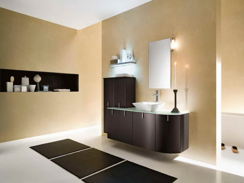 modern bathroom vanity light