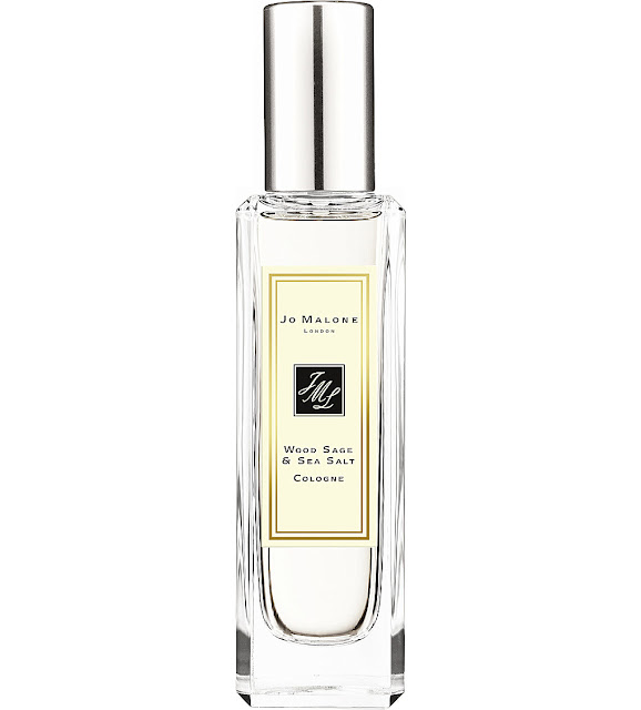 jo malone wood sage seasalt perfume, jo malone selfridges,
