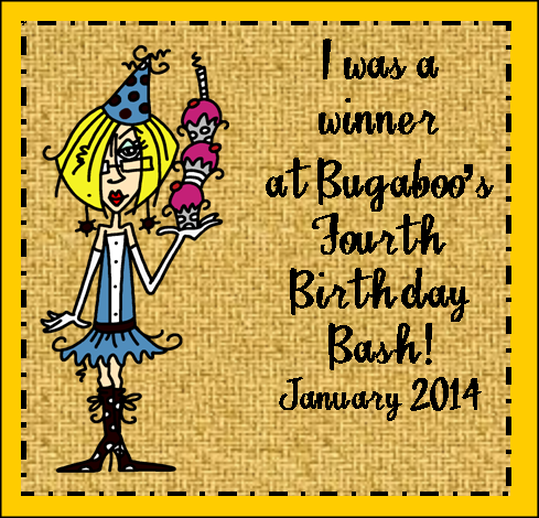 Bugaboo's Winner Badge