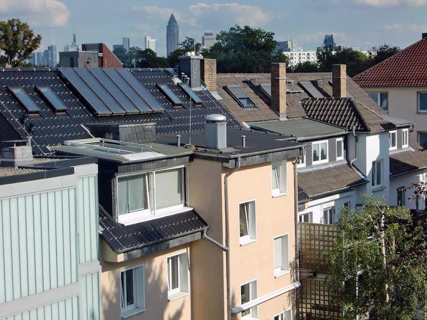 Über den Dächern Rödelheims