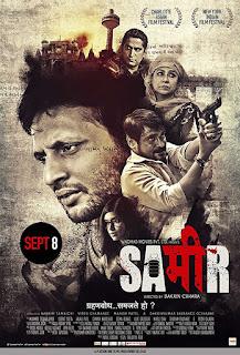 Sameer 2017 Hindi 480p Movie DVDRip [370MB]