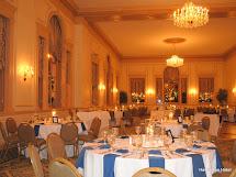 Weddings Hawthorne Hotel Winter Wedding