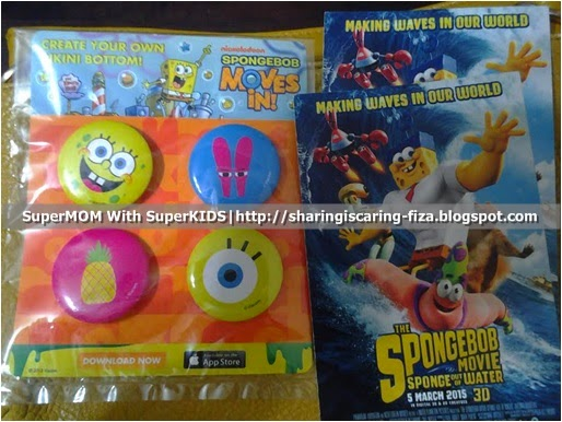 Movie Review The SpongeBob Movie Sponge Out Of Water 3D