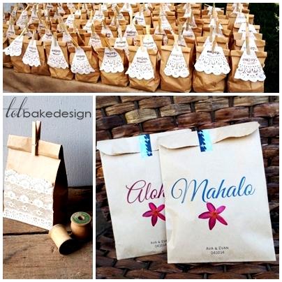 Inspirasi diy 30 idea menarik hiasan door gifts untuk for Idea doorgift untuk aqiqah