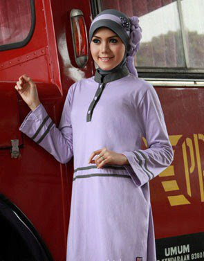 Zenitha Collection Blouse Muslimah Modern ZN 20 B