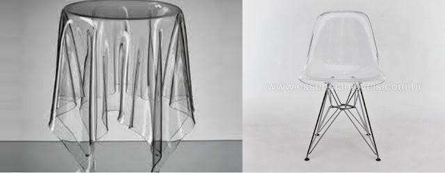 mesinha illusion e cadeira DKR