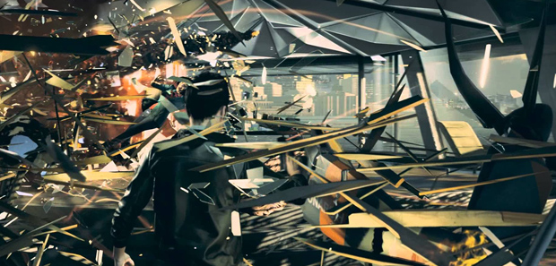 Quantum Break Uses Advanced Technology for Environmental Destruction