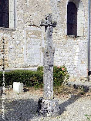 La croix de Vandéléville