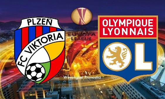 pronostico-viktoria-plzen-lione-europa-league