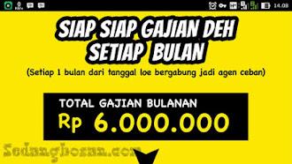 GILA! Main Game Cumaceban Dapat Hadiah & Gaji 9 Juta Rupiah / Bulan
