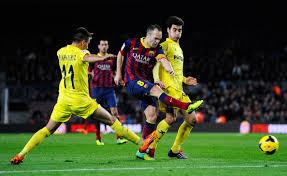 Ver Online Villarreal vs Barcelona en Vivo / La Liga de España, 31 de Agosto 2014 (HD)
