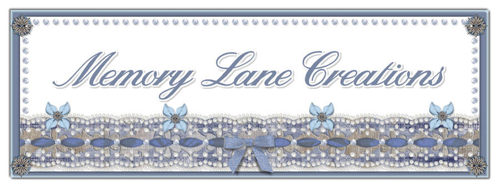 Memory Lane Creations By Charlene