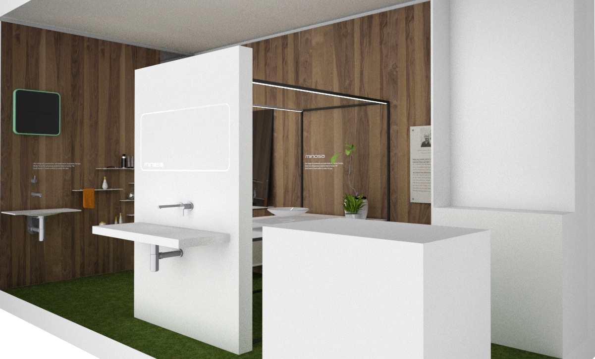 Minosa: Minosa now on show in Melbourne