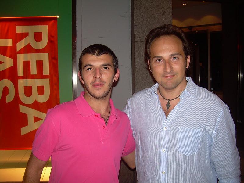 ¿Cuánto mide Iker Jiménez? Iker+Jimenez