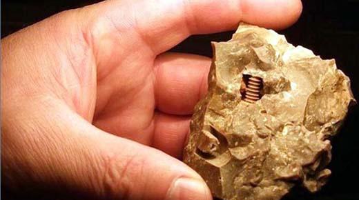 """OOPARTS: ¿Estos """"pernos"""" provenientes de la prehistoria fueron fabricado con alta tecnología?"""