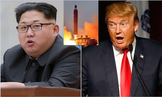 Ποιος θα πατήσει πρώτος το «κουμπί»; Τελεσίγραφο Tραμπ προς Κιμ Γιονγκ Ουν: «Η υπομονή μας τελείωσε...