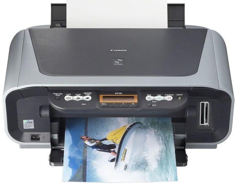 Драйвер для принтера canon mp180 скачать бесплатно