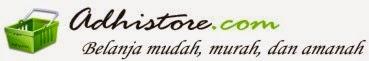 adhistore.com - belanja mudah, murah, dan amanah -