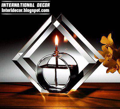 modern candle holder metal candle holder 2013 Modern candles holder, romance candles holders 2013