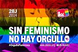 ORGULLO FEMINISTA