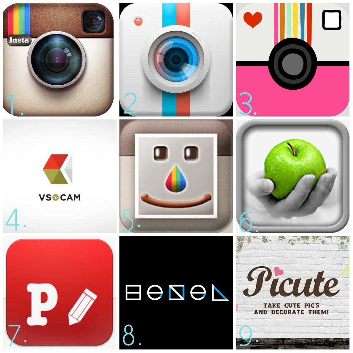 aplicaciones para editar fotos imagui