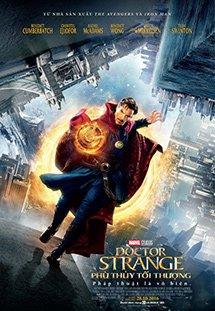 Phù Thuỷ Tối Thượng - Doctor Strange