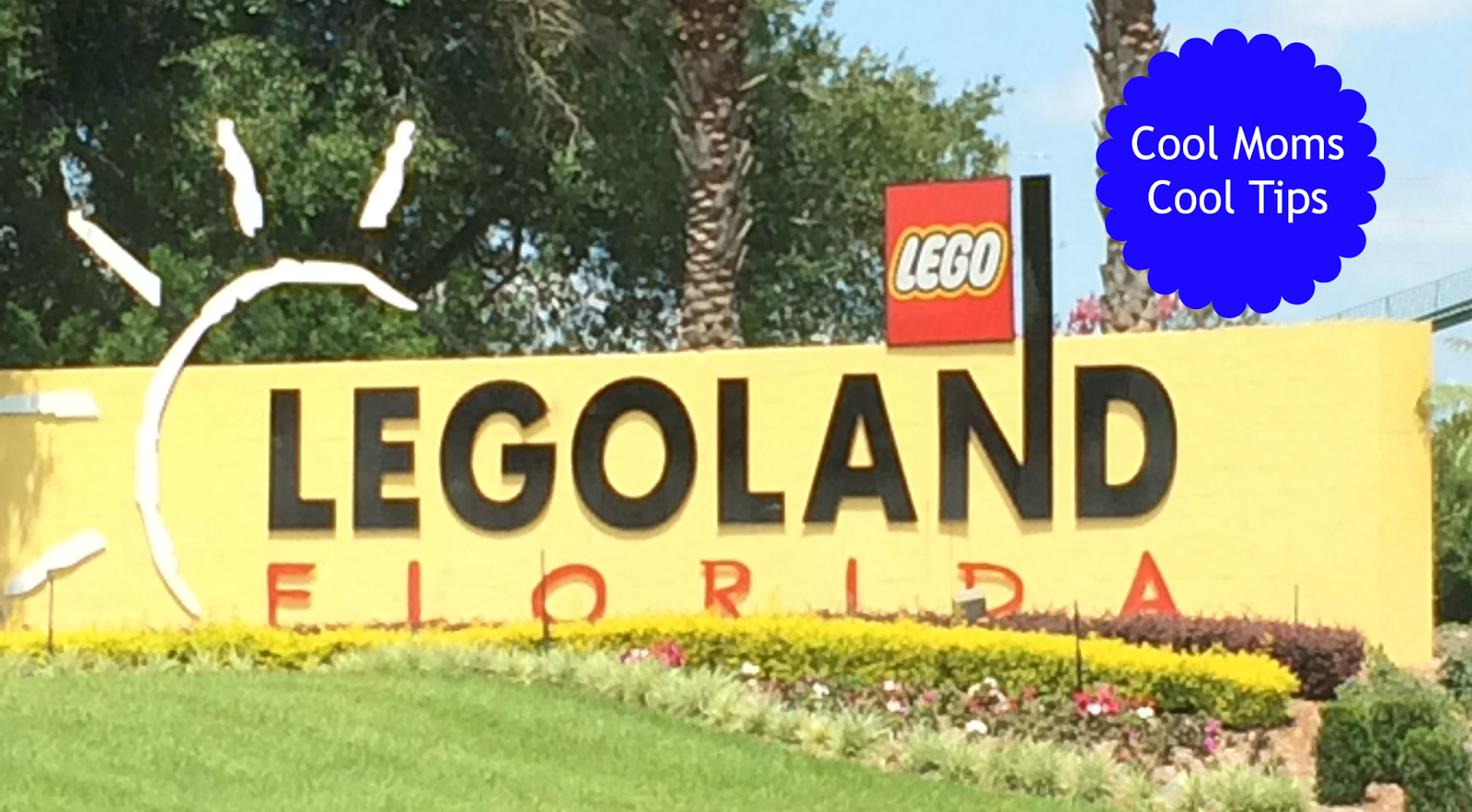 cool moms cool trips travel to legoland entrance