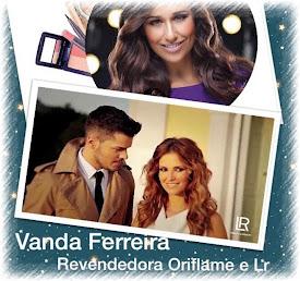 Parceria Orflame - Vanda Ferreira