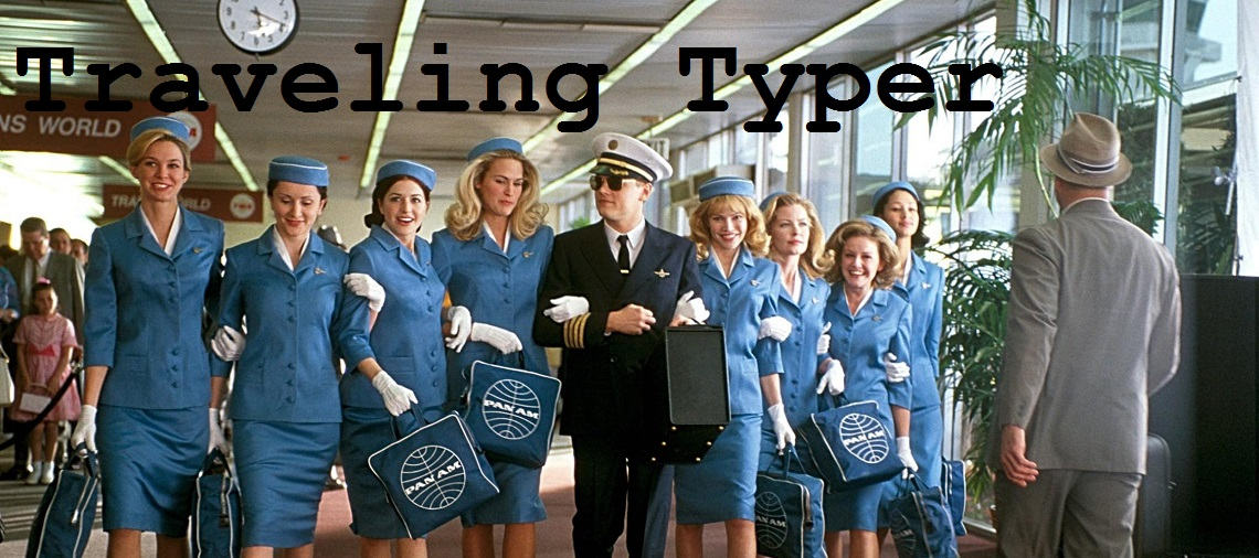 Traveling Typer