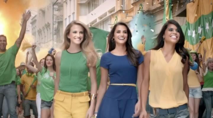 Artigo do publicitário Augusto Fagundes que analisa o calor publicitário para recepção da Copa do Mundo no Brasil.