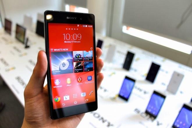 مراجعة شاملة مواصفات واسعار هاتف Sony Xperia Z2 من سوني