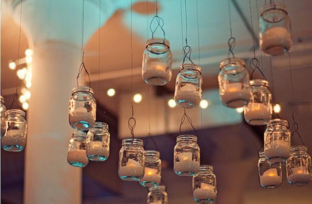 Decor me decora tu boda con tarros de cristal for Tarros de cristal vintage