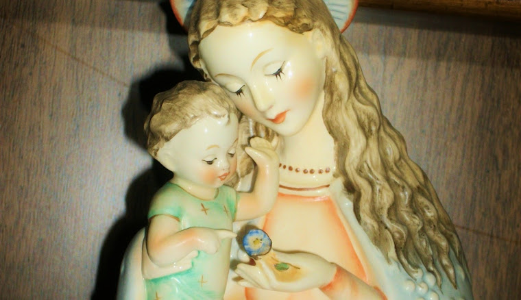 Mary, Cause of our Joy, pray for us!