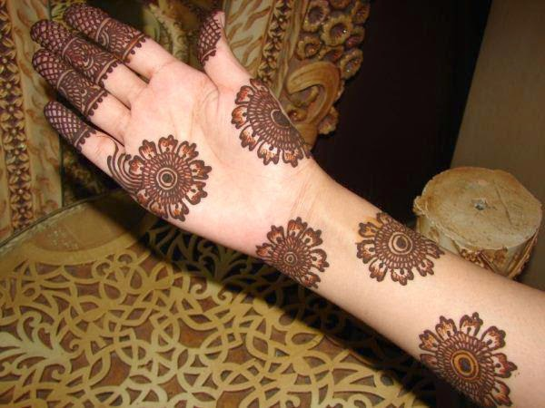 New Designs Mehndi Hands : Designs of mehndi for eid on foot simple dresses hands