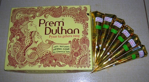 Henna Club Indonesia Henna Cone Henna Powder Henna Oil
