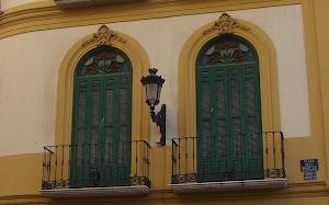 As portas verdes