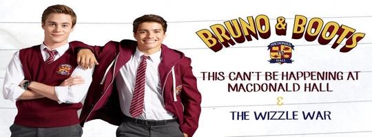 Bruno & Boots: Antes Juntos do que Mal Acompanhados