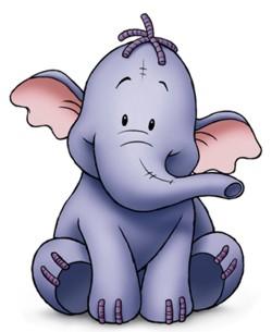 baú da web 7 desenhos de elefantes para colorir