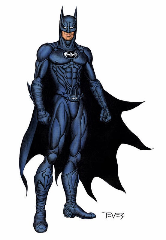 Batman And Robin Art